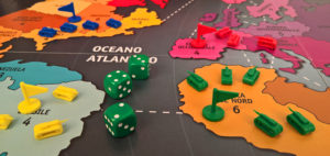 Partita di Risiko! e Campagna Marketing