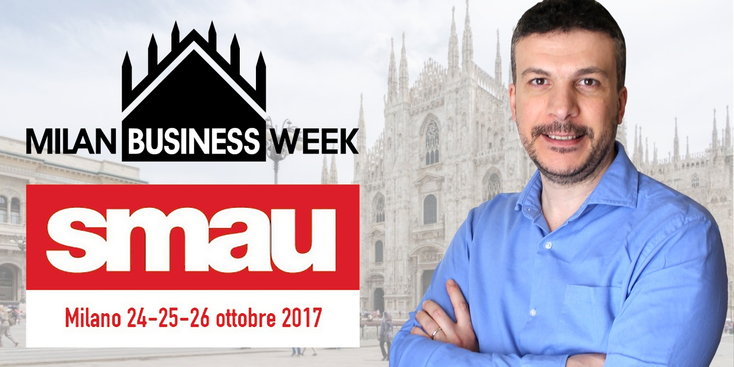 Milan Business Week 2017