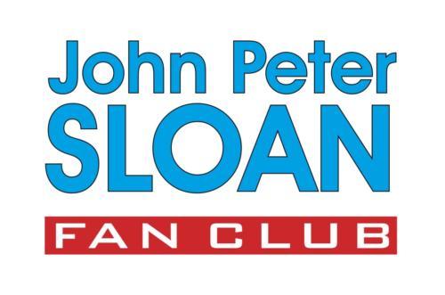 john peter sloan fanclub